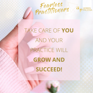 self care tip grow private practice