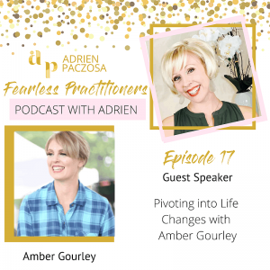 Podcast ep 17 amber gourley SM