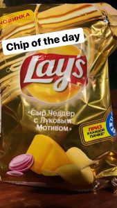 lays chips of the day in russia
