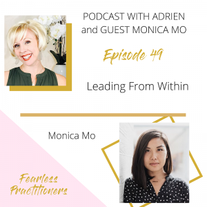 Fearless Practitioners Podcast_Leading From Within