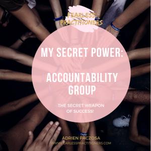accountability group for dieititans