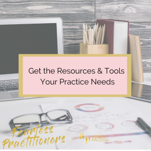 Resources for Your Practice