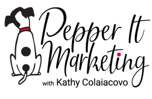 pepper it marketing with kathy colaiacovo