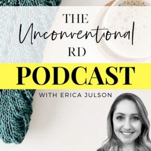 unconventional rd podcast with adrien paczosa