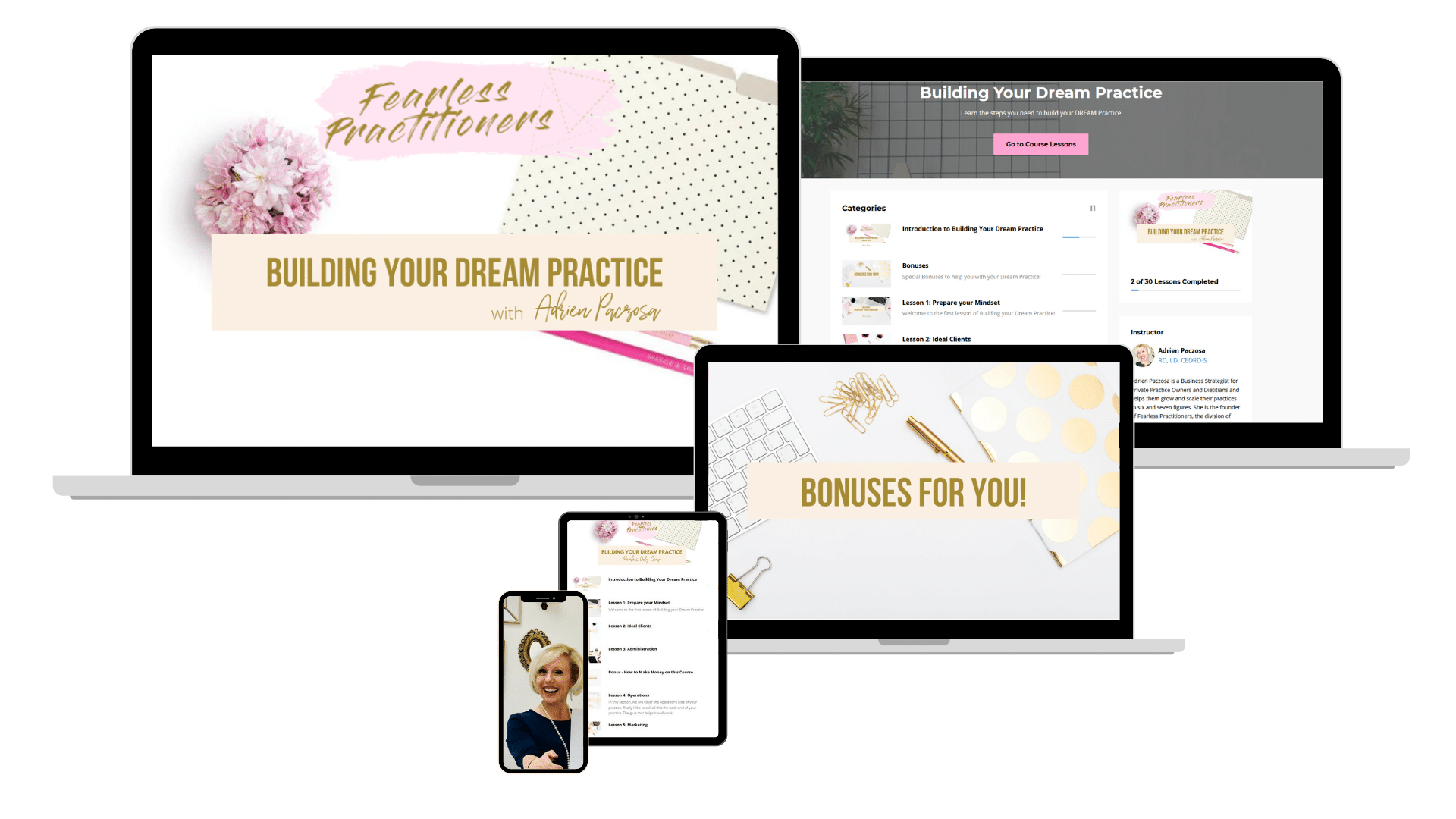 Building your Dream Practice cover