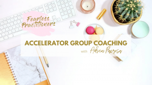 Accelerator Group Coaching for dietitians