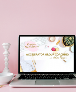 business Coaching for dietitians with adrien paczosa