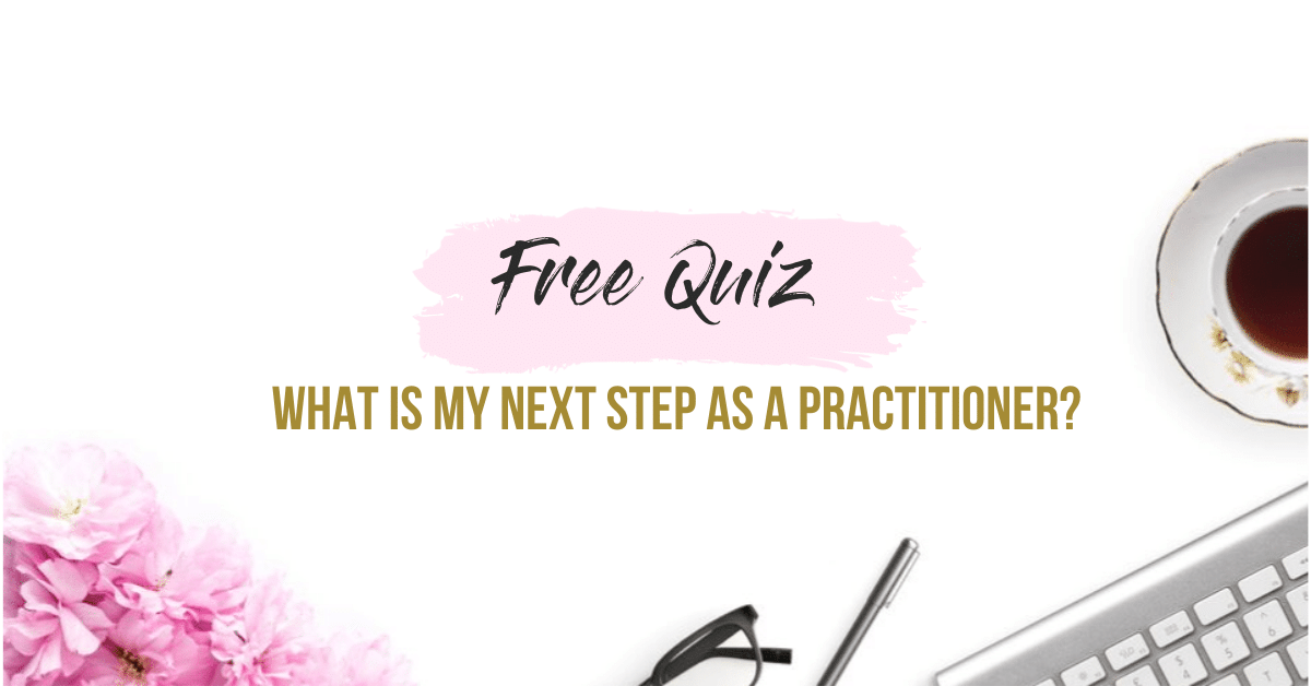 Free Quiz for Practitioners!